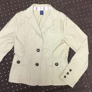 Gap Cotton Blazer